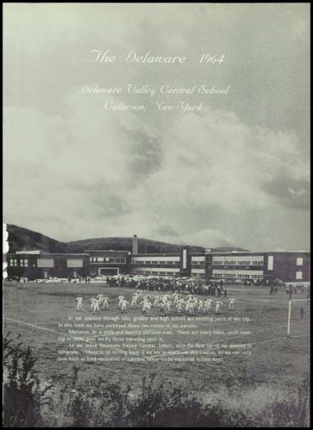 1964 Delaware Valley High School Yearbook Page 5