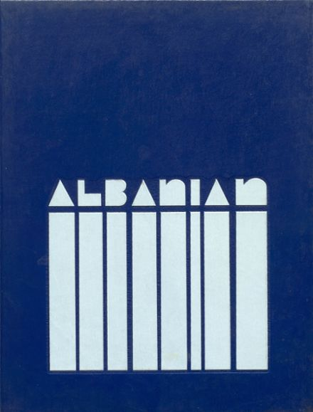 1974 St. Albans High School Yearbook Cover