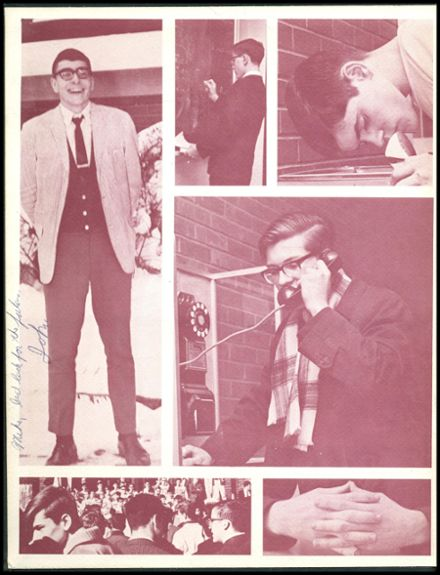 1966 Central Catholic High School Yearbook Page 2