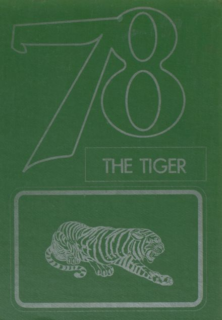 1978 Neches High School Yearbook Cover