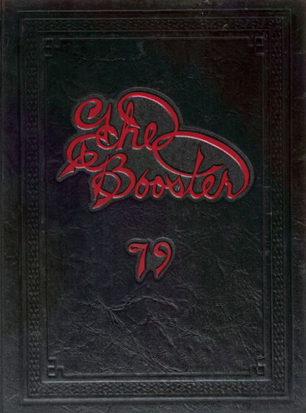 1979 Boiling Springs High School Yearbook Cover
