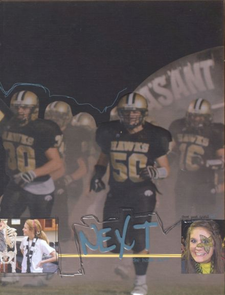 2009 Pleasant Grove High School Yearbook Cover