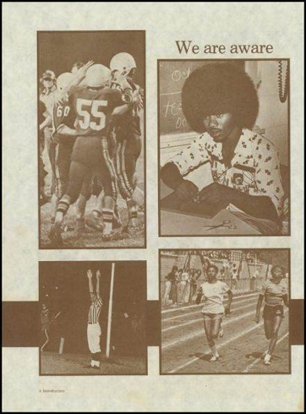 1976 Ragsdale High School Yearbook Page 8