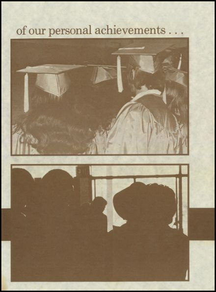 1976 Ragsdale High School Yearbook Page 9