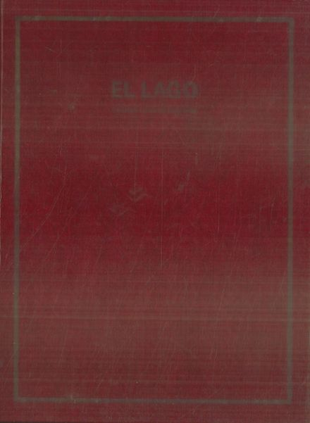 1969 Elsinore Union High School Yearbook Cover