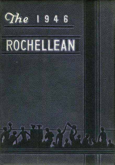 1946 New Rochelle High School Yearbook Cover