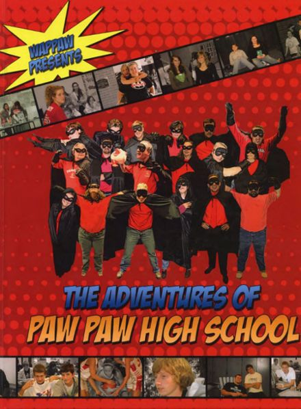 2009 Paw Paw High School Yearbook Cover
