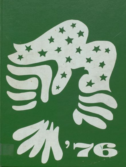 1976 New Milford High School Yearbook Cover