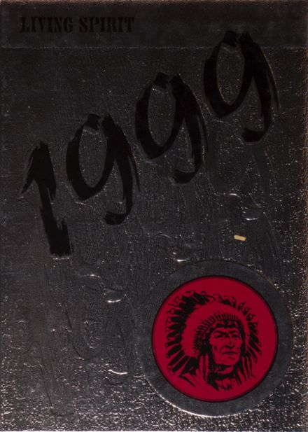 1999 Montrose High School Yearbook Cover