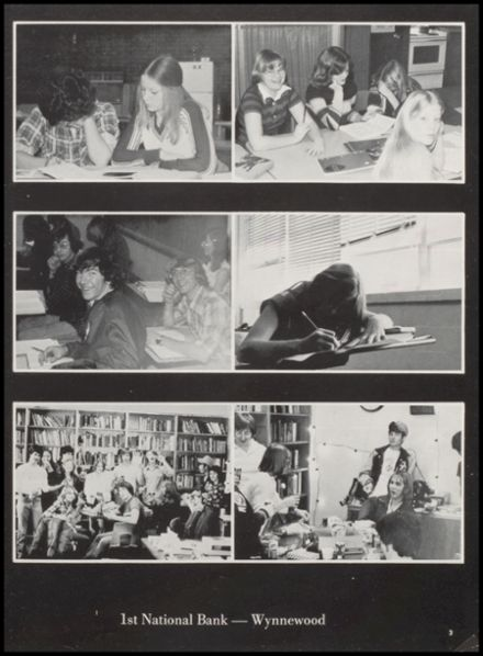 1978 Elmore City High School Yearbook Page 7