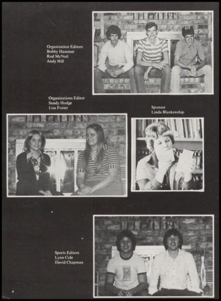 1978 Elmore City High School Yearbook Page 8