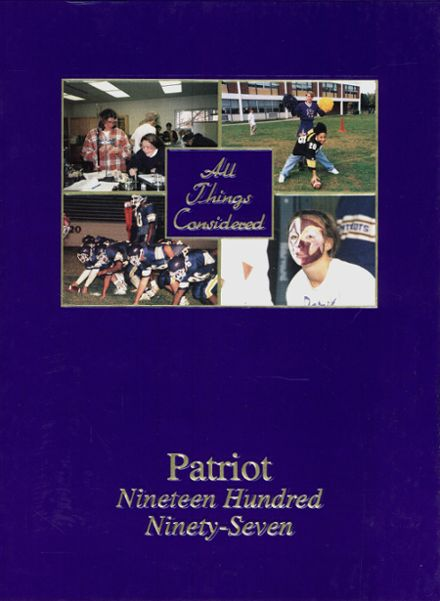 1997 Patrick Henry High School Yearbook Cover