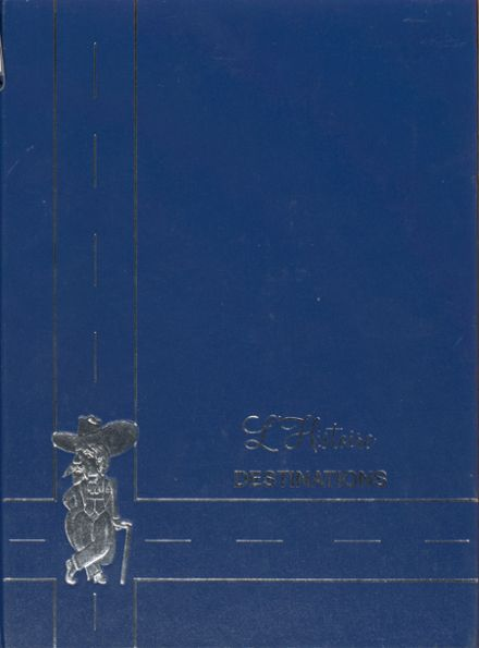 1988 Oldham County High School Yearbook Cover