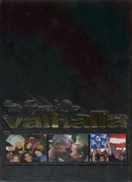 2001 South Brunswick High School Yearbook Cover