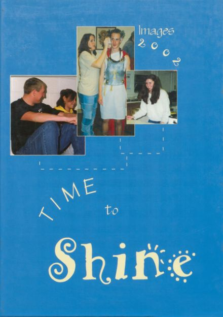 2002 Hi Plains High School Yearbook Cover