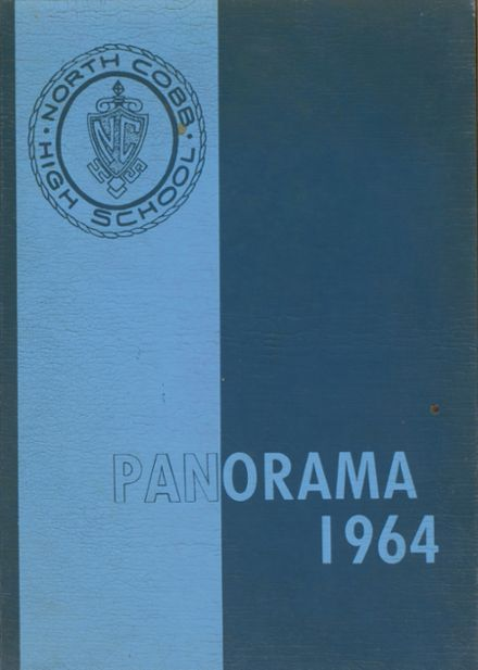 1964 North Cobb High School Yearbook Cover