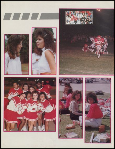 1989 Sweetwater High School Yearbook Page 6