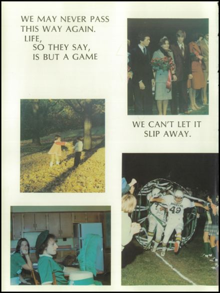 1978 Donegal High School Yearbook Page 6