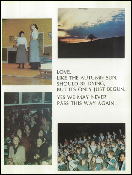 1978 Donegal High School Yearbook Page 7