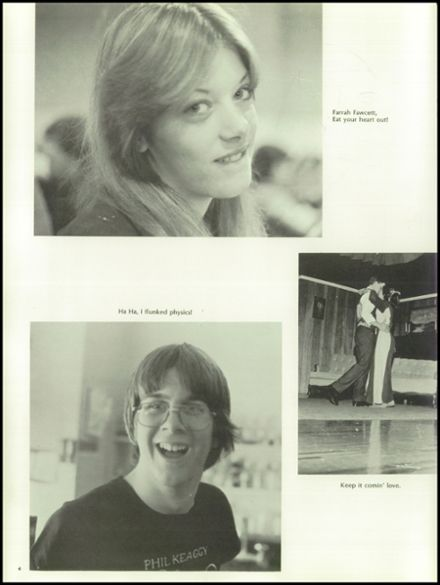 1978 Donegal High School Yearbook Page 8