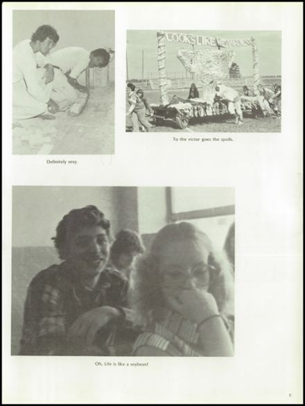 1978 Donegal High School Yearbook Page 9