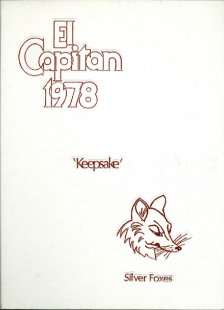 1978 Jefferson High School Yearbook Cover