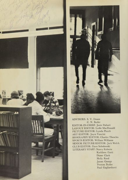 1965 Technical High School Yearbook Page 6