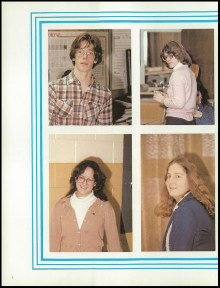 1980 Spring Lake High School Yearbook Page 8