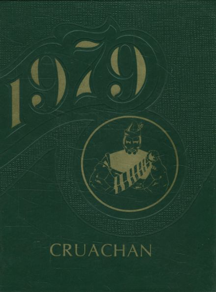 1979 Royal High School Yearbook Cover