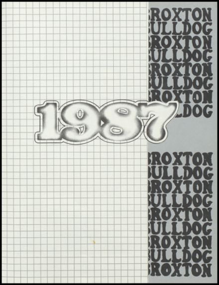 1987 Broxton High School Yearbook Page 3