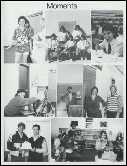 1987 Broxton High School Yearbook Page 9
