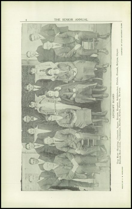 1923 Rome Free Academy Yearbook Page 8