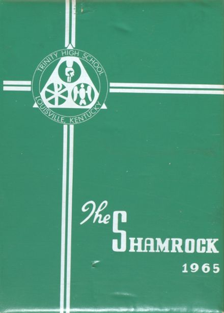 1965 Trinity High School Yearbook Cover
