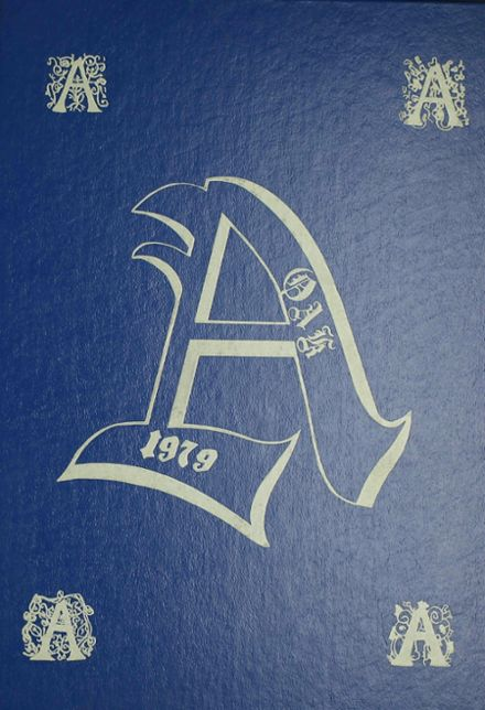 1979 Adamson High School Yearbook Cover