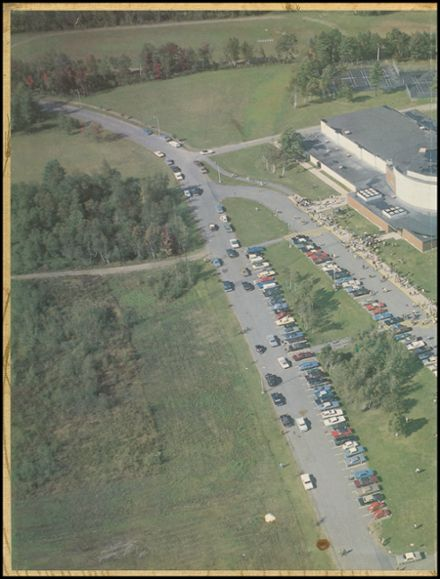 1970 Bangor High School Yearbook Page 2