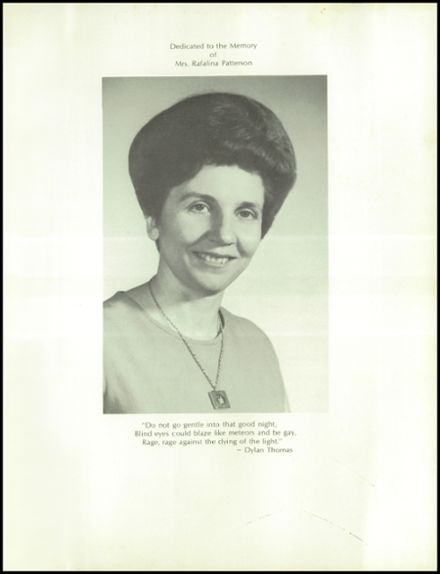 1970 Bangor High School Yearbook Page 5