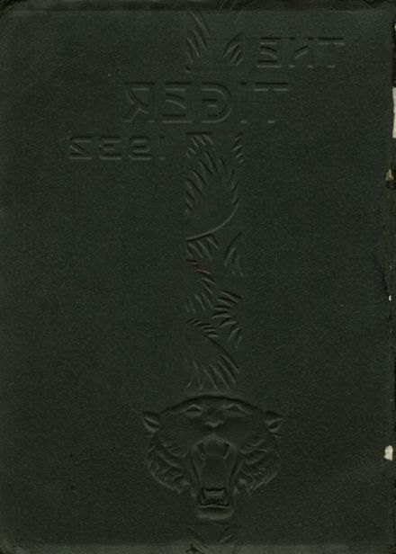 1932 Ripon High School Yearbook Page 2