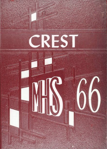 1966 MacArthur High School Yearbook Cover