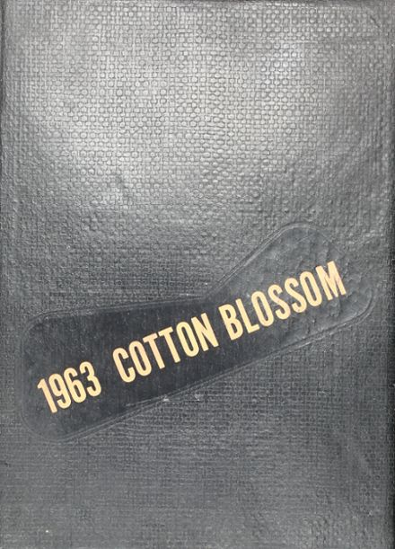 1963 Scott Central R5 High School Yearbook Cover
