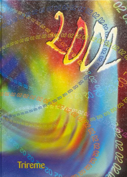2002 Ford City High School Yearbook Cover