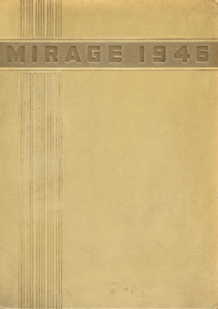 1946 New Haven High School Yearbook Cover
