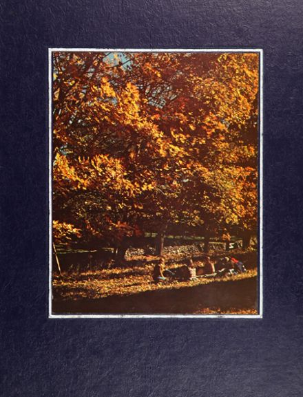 1973 Suffern High School Yearbook Cover
