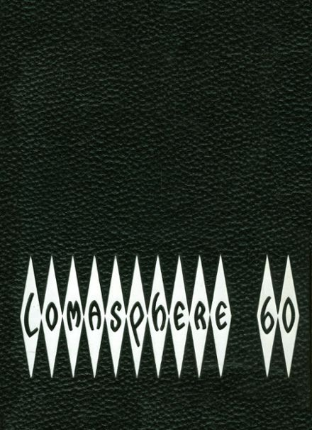 1960 Loma Linda Academy Yearbook Cover