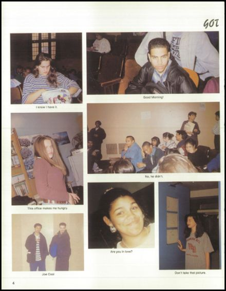1995 Richmond Hill High School Yearbook Page 8