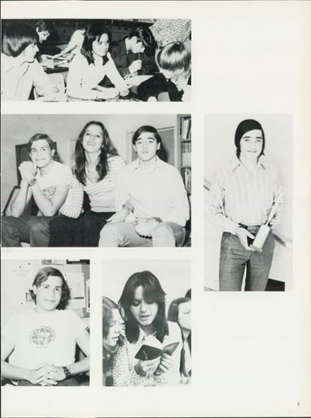 1975 Montpelier High School Yearbook Page 9