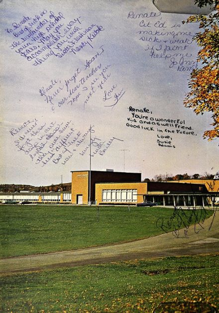 1963 Monroe-Woodbury High School Yearbook Page 2