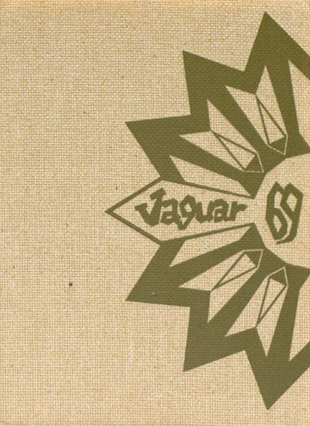 1969 Falls Church High School Yearbook Cover