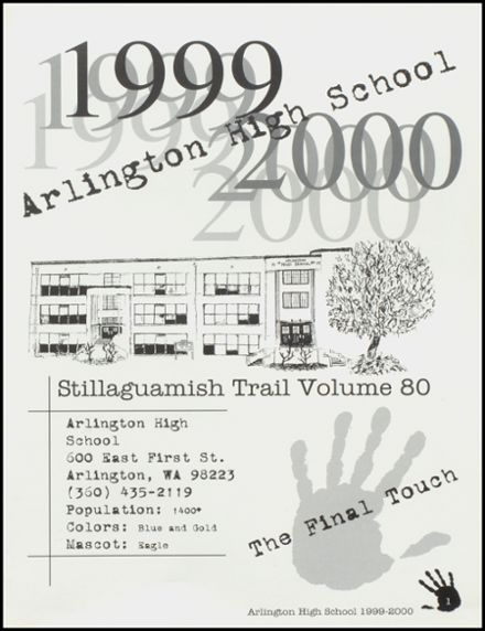 2000 Arlington High School Yearbook Page 5