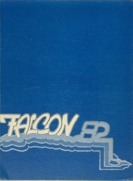 1982 Amherst High School Yearbook Cover