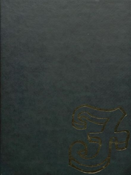 1983 Benjamin Franklin High School Yearbook Cover